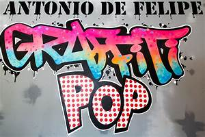 "Exhibition ""POP GRAFFITI"" by Antonio Felipe, Madrid, Spain ..."
