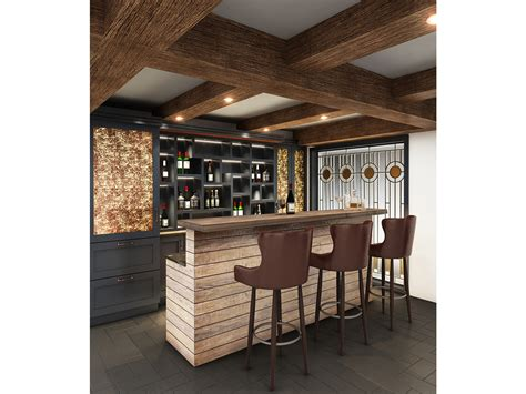 Residential Bars by Residential Bar Design Brain Child