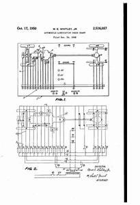 1911 Lubrication Points Diagram