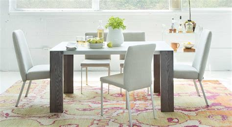 circle furniture bloom side chair metal and fabric