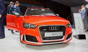 2015 Audi Rs3 Won U0026 39 T Get More Powerful Plus Model Due To