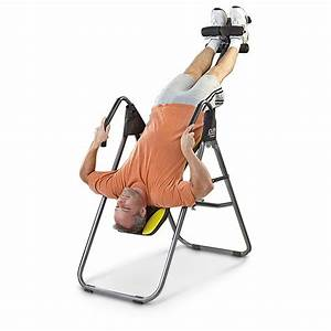 Pure Fitness Inversion Therapy Table - 421842, Inversion ...