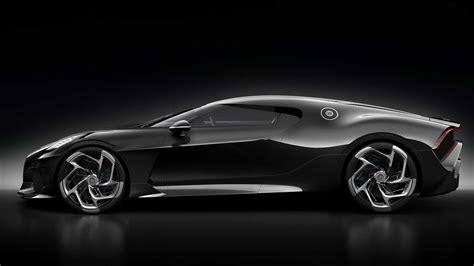Bugatti La Voiture Noire, El Auto Nuevo Más Caro De La