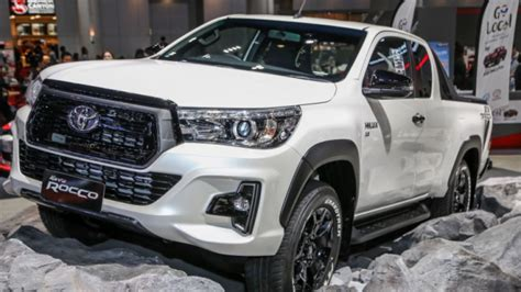 toyota hilux revo  price toyota cars review release