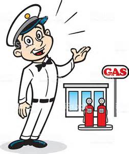 Gas Station Attendant Clip Art