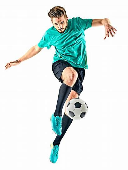 Player Football Soccer Calciatore Uomo Joueur Athlete