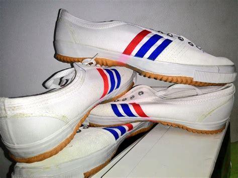 Adidas Derby Merah List Hitam faizal zulfahmi on quot sale sepatu capung kodachi