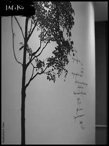 Stickers Arbre Photo : sticker mural haut de gamme grand format murmures le grand arbre poetic wall ~ Teatrodelosmanantiales.com Idées de Décoration
