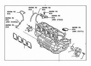 Toyota Camry Actuator  Intake Air Control Valve  Spec