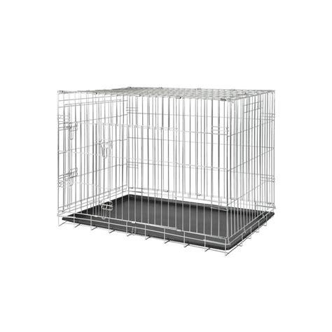 gabbia per cani aereo gabbia in metallo per cani da trasporto pacopetshop