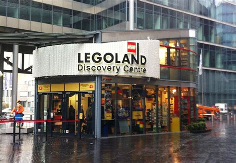 Legoland Discovery Centre Set To Open In