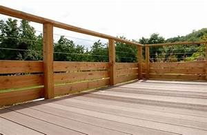 Garde corps terrasse et balcon prix et infos pour bien for Garde corps terrasse prix