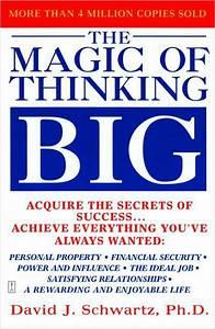 Review Buku 1 : The Magic of Thinking Big | Pradipta ...