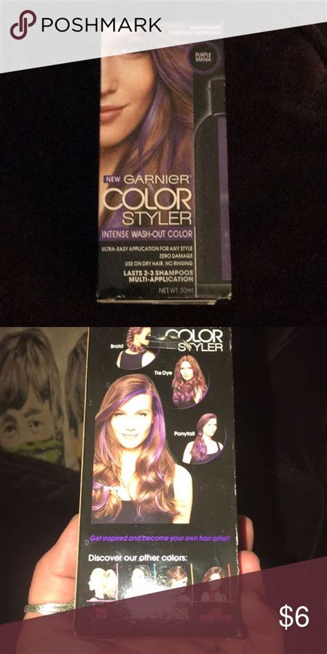 garnier wash out hair color best 25 wash out hair color ideas on wash out