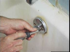 how to unclog a bathtub using the trip lever how tos diy