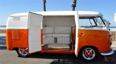 volkswagen busvanagon panel van