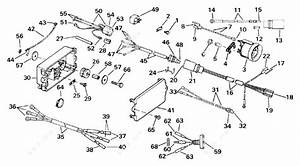 Mercury Outboard Manual Tilt