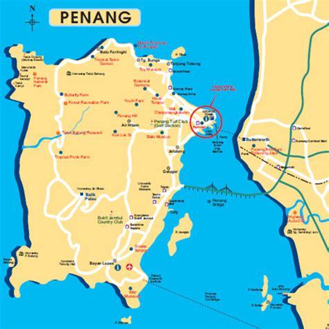 penang map flickr photo sharing