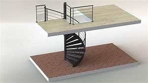 Escalier Hlicodal