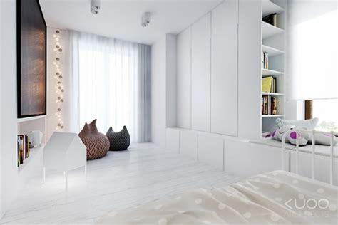 Modern And Minimalist Kids' Room Design Inspiration