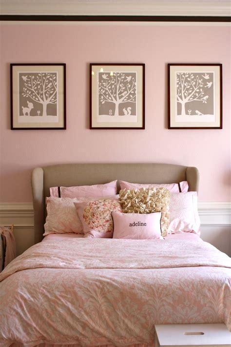 big girl room  pink project nursery
