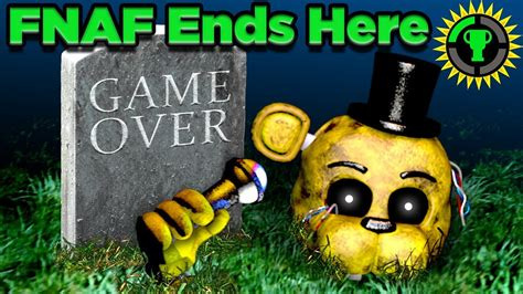 Game Theory Fnaf Game Theory Fnaf This Is The End Fnaf Ultimate Custom