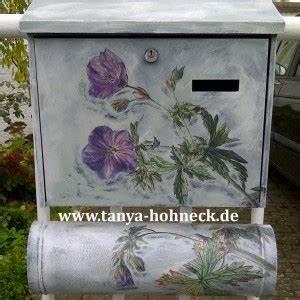 Briefkasten Shabby Chic : briefkasten kreidefarben im shabby style tanya hohneck ~ Michelbontemps.com Haus und Dekorationen