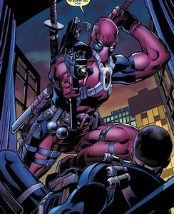 Taskmaster Vs. Deadpool - Battles - Comic Vine