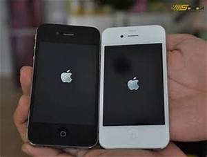 White iPhone 4 vs Black iPhone 4 [Comparison Images ...