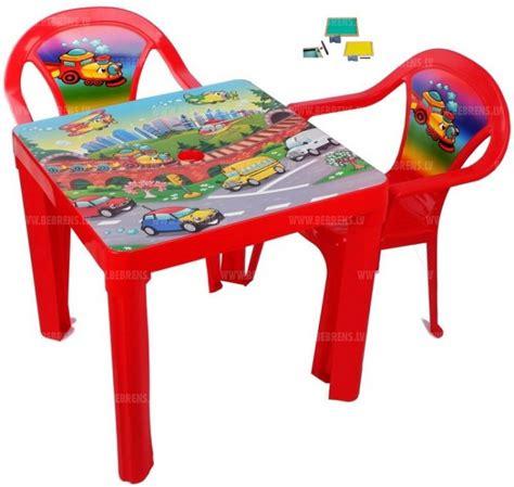 3TOYSM Komplekts (Galds + 2 krēsli), zīmēšanas tāfele, ZMT ...