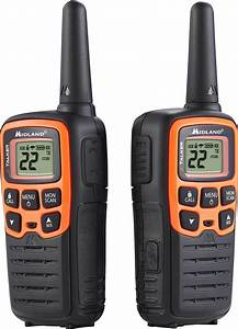 Midland X-talker 28-mile  22-channel Frs  Gmrs 2-way Radios  Pair  T51vp3