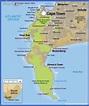 Cape Town Map - ToursMaps.com