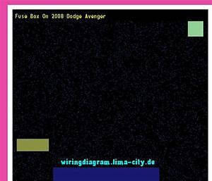 Fuse Box On 2008 Dodge Avenger  Wiring Diagram 18591