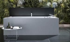 Salle De Bain Baignoire : salle de bain design quelle baignoire choisir idkrea ~ Dailycaller-alerts.com Idées de Décoration
