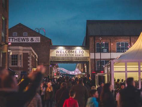 gloucester market christmas gloucester quays markets 2017 gloucestershire culture soglos
