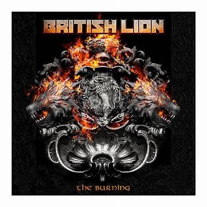 Lion British Burning Album Tour 1cd Jovi