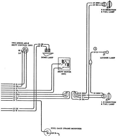 62 C10 Wiring by 14 Best 60s Chevy C10 Wiring Electric Images On