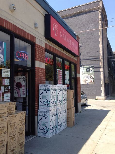 chicago nail beauty products cosmetics beauty supply