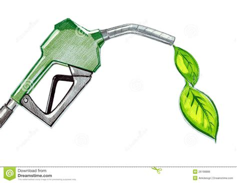 Eco Fuel by Eco Fuel Royalty Free Stock Image Image 26198886