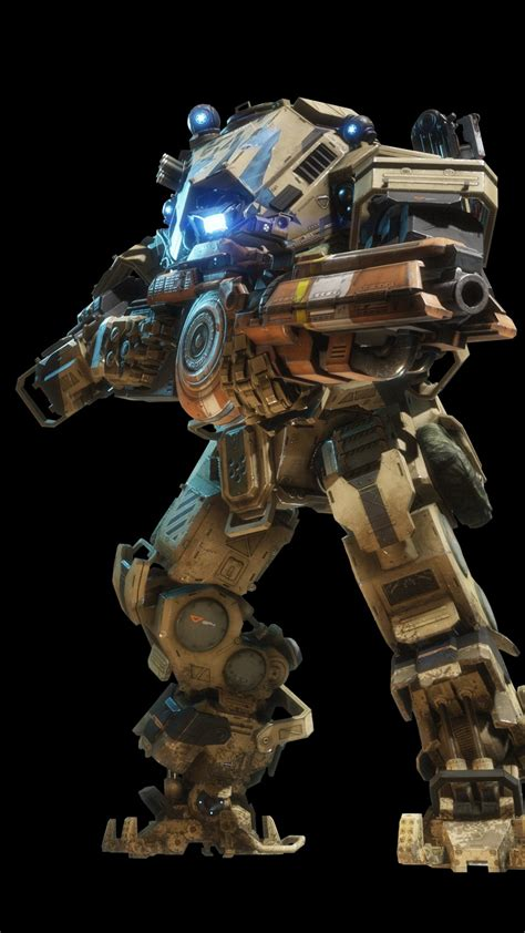 wallpaper ion titan titanfall   games