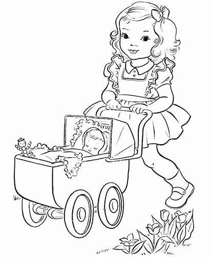 Sister Coloring Pages Printable Colouring Anna Sheets
