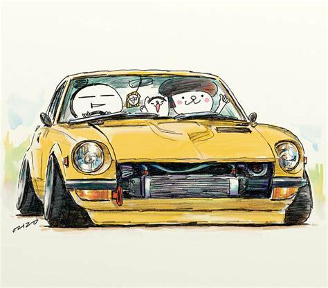 Datsun S30z By Mame-ozizo On Deviantart
