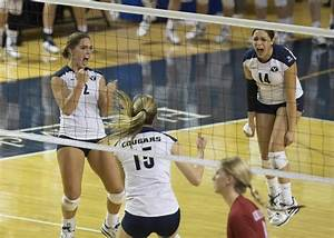 BYU women's volleyball ready for Sweet 16 battle with ...