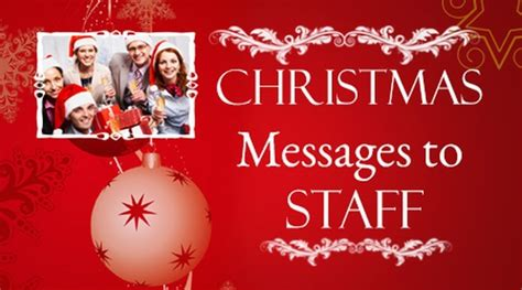 christmas messages to staff christmas wishes for employees
