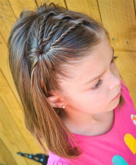 coupe de cheveux pour fille coiffure fille 90 idées pour votre princesse