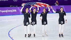 U.S. women win bronze in team pursuit to end speedskating ...