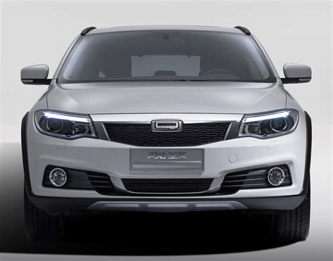 Qoros 3 City Suv 16t Makes Debut In Guangzhou Image 290111