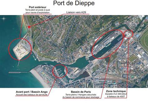 assets port de dieppe ports de normandie
