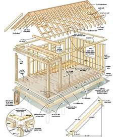 building plans for small cabins free plans build your own cabin for 4 000 tiny house for us