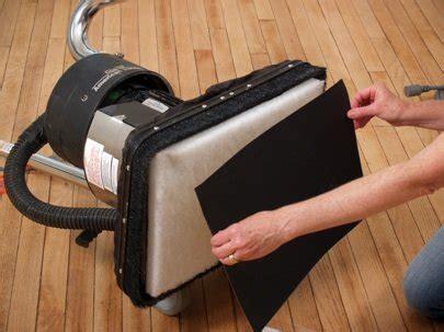 diy floor sander  beginners bob vila